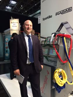 Inagas enjoys successful Glasstec