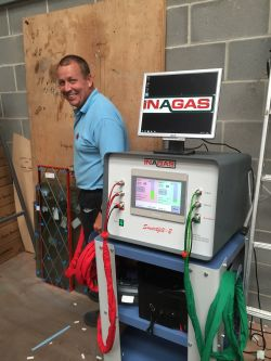 MTM Units enhances productivity with Inagas