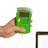The handheld gas testing device from Inagas - the TestOxy 2